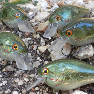 Custom Fishing Lures: San Antonio, TX: DuCote Custom Lures